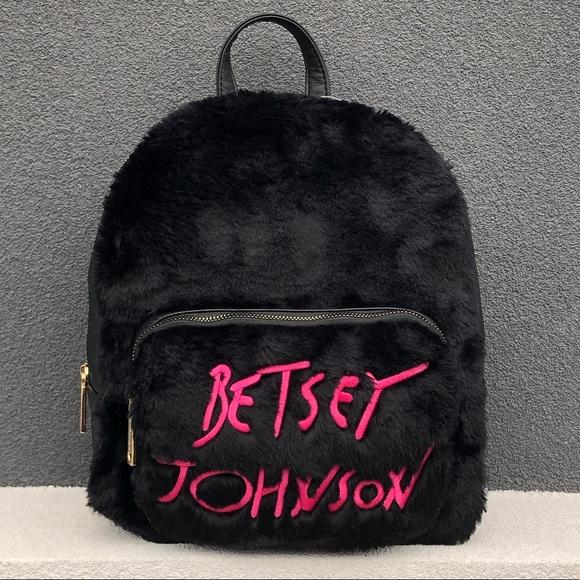 Betsey Johnson Handbags - New Mini Back Pack From Betsey Johnson